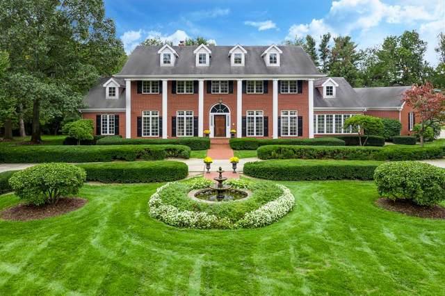 17640 Dannybrook Drive, Granger, IN 46530 (MLS #202136678) :: JM Realty Associates, Inc.