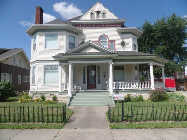 222 S Seminary Street, Bloomfield, IN 47424 (MLS #202136756) :: Aimee Ness Realty Group