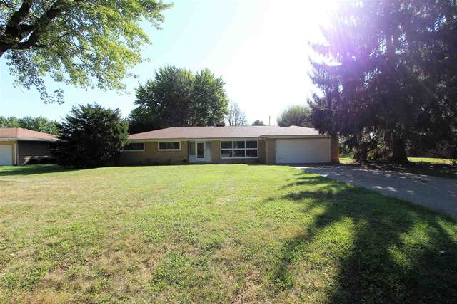 1280 E Meadowbrook Drive, Lafayette, IN 47905 (MLS #202136778) :: The Romanski Group - Keller Williams Realty