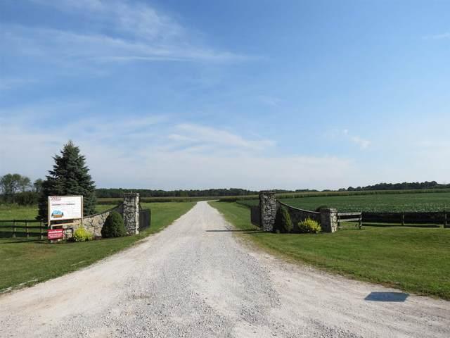 Lot 8 Timberhouse Aero Estates, Lafayette, IN 47909 (MLS #202136832) :: The Romanski Group - Keller Williams Realty