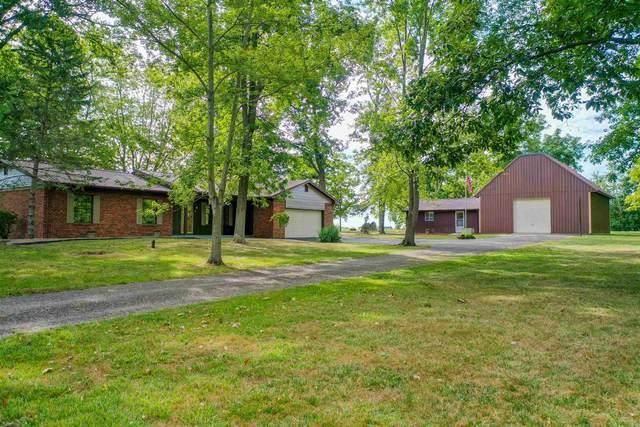 2279 W Old Slocum Trail Lot 5, Somerset, IN 46984 (MLS #202137023) :: The Romanski Group - Keller Williams Realty