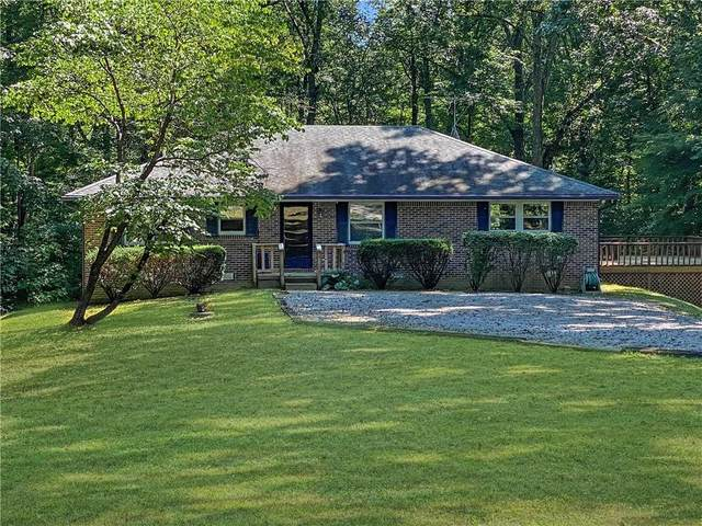 3275 Mount Olive Lane, Martinsville, IN 46151 (MLS #202137036) :: Aimee Ness Realty Group