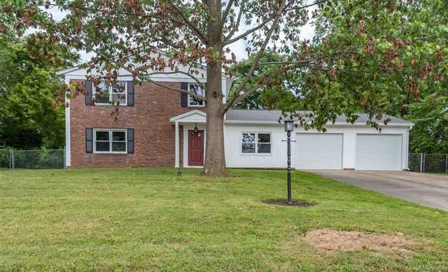 3911 E Morningside Drive, Bloomington, IN 47408 (MLS #202137092) :: Parker Team