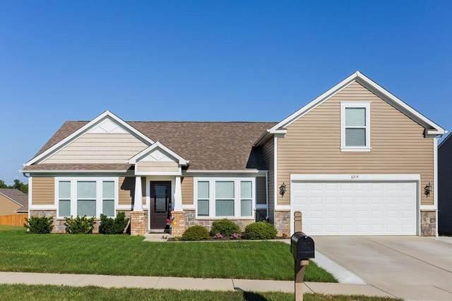 6214 N Lawrence Lane, Ellettsville, IN 47429 (MLS #202137171) :: JM Realty Associates, Inc.