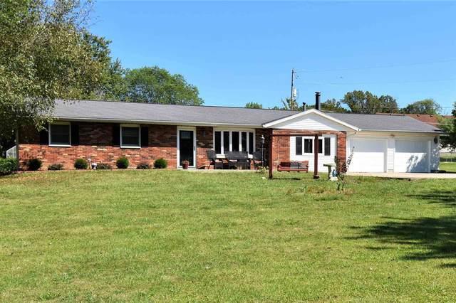 13531 E Woodview Hills Lane, Solsberry, IN 47459 (MLS #202137178) :: Parker Team