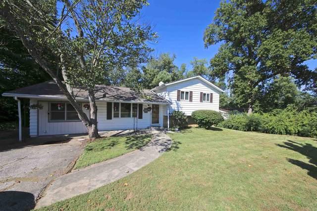 3714 W Oak Leaf Drive, Bloomington, IN 47403 (MLS #202137198) :: JM Realty Associates, Inc.