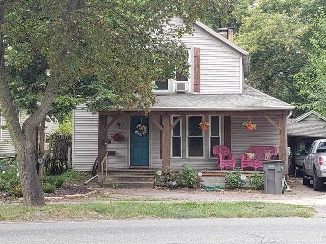 1205 S Main Street, Goshen, IN 46526 (MLS #202137205) :: Parker Team