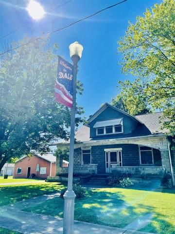 116 E Medcalf Street, Dale, IN 47523 (MLS #202137355) :: Parker Team