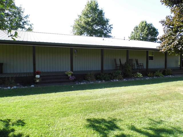 9016 Coyote Trail, West Point, IN 47992 (MLS #202137411) :: Parker Team
