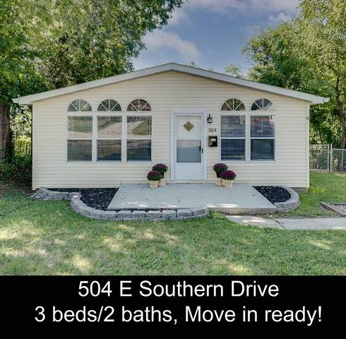 504 E Southern Drive, Bloomington, IN 47401 (MLS #202137581) :: Parker Team