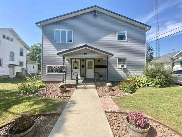 214 S Monticello Street, Winamac, IN 46996 (MLS #202137649) :: Anthony REALTORS