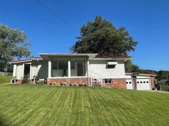 964 S Roosevelt Street, French Lick, IN 47432 (MLS #202137674) :: Parker Team
