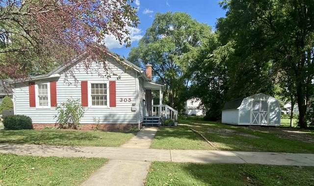 305 S First Street, North Manchester, IN 46962 (MLS #202137709) :: The Romanski Group - Keller Williams Realty