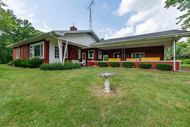 1759 State Road 60 E, Mitchell, IN 47446 (MLS #202137748) :: Parker Team
