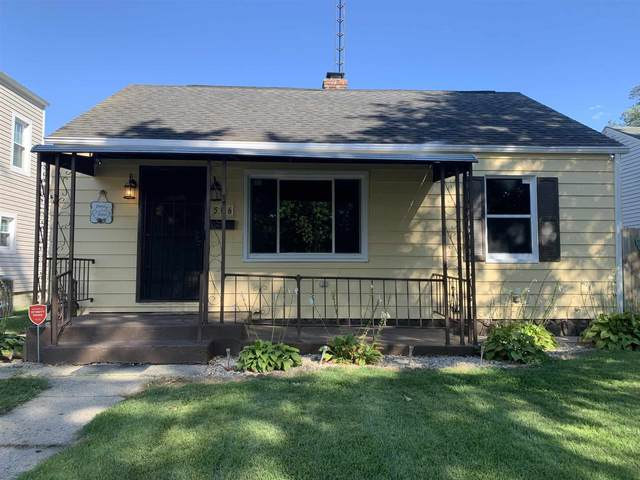 506 S Edison Avenue, South Bend, IN 46619 (MLS #202137809) :: Aimee Ness Realty Group
