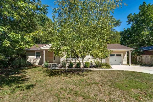 810 Elm Drive, West Lafayette, IN 47906 (MLS #202137852) :: The Carole King Team