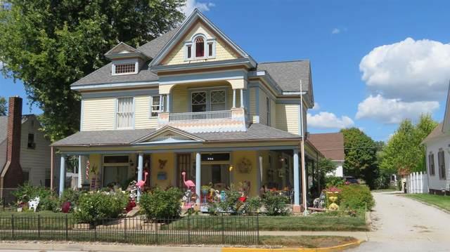222 E Columbia Street, Flora, IN 46929 (MLS #202137855) :: The Romanski Group - Keller Williams Realty