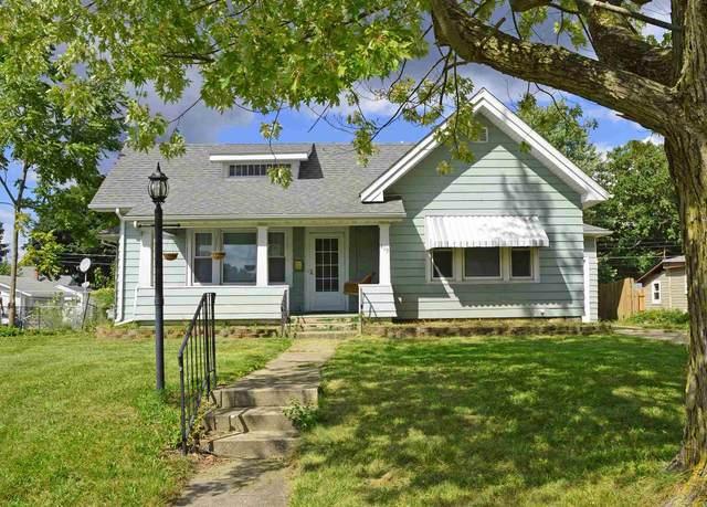 419 E Marshall Street, Marion, IN 46952 (MLS #202137919) :: Parker Team