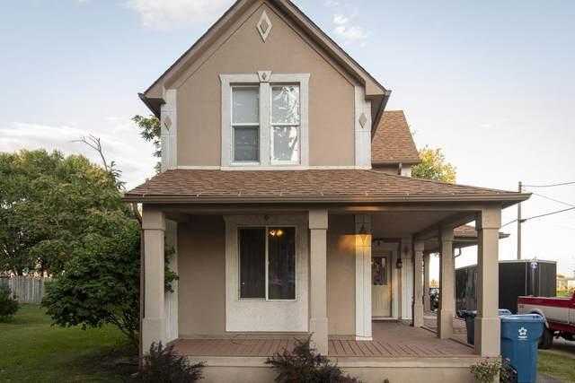 107 N Michigan Street, Oxford, IN 47971 (MLS #202138045) :: The Romanski Group - Keller Williams Realty