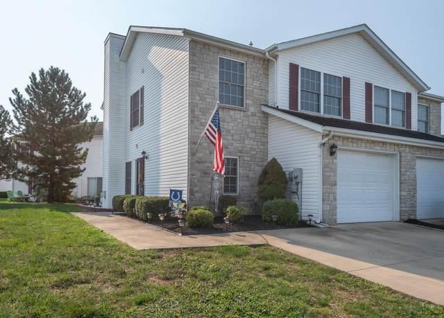 3592 S Oaklawn Circle, Bloomington, IN 47401 (MLS #202138095) :: The Harris Jarboe Group   Keller Williams Capital Realty