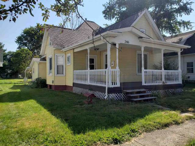 246 Center Street, Auburn, IN 46706 (MLS #202138124) :: TEAM Tamara