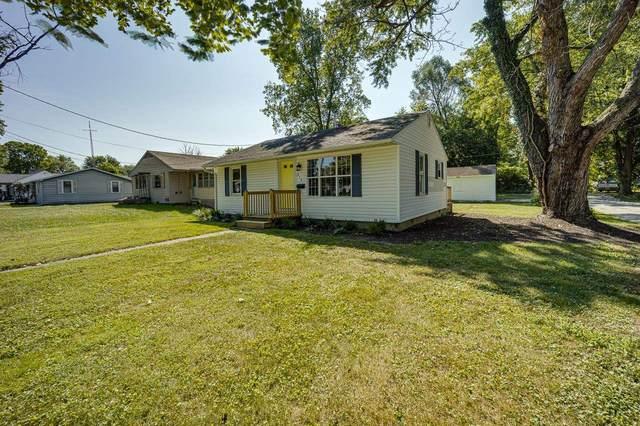 215 E Harrison Avenue, Wabash, IN 46992 (MLS #202138171) :: The Romanski Group - Keller Williams Realty