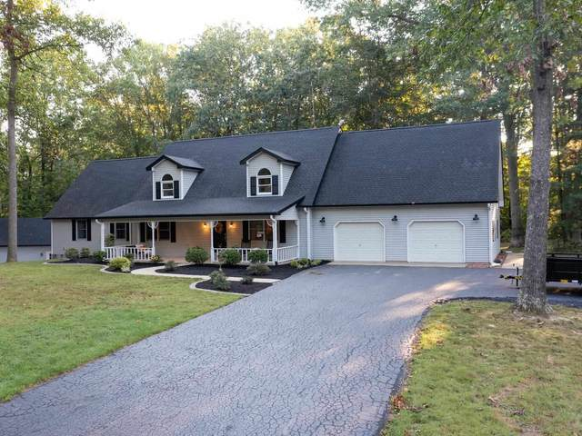 410 Country Estates Drive, Mitchell, IN 47446 (MLS #202138178) :: Parker Team