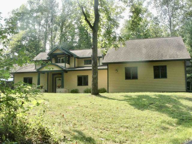 3849 E Mabels Way, Bloomington, IN 47408 (MLS #202138311) :: Parker Team
