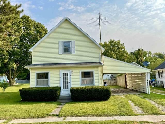 103 E 5th Street, Matthews, IN 46957 (MLS #202138401) :: The Romanski Group - Keller Williams Realty