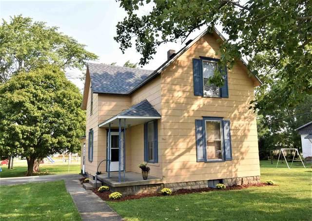 203 E Main Street, Fowler, IN 47944 (MLS #202138484) :: The Romanski Group - Keller Williams Realty