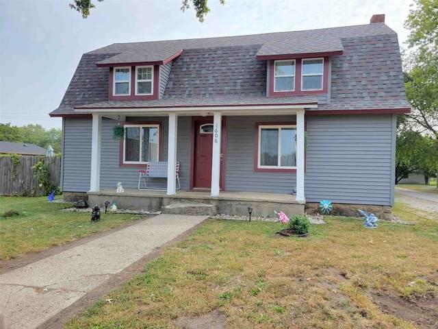 1606 S 10th Street, Goshen, IN 46526 (MLS #202138487) :: Parker Team