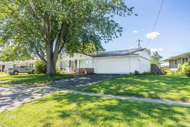 3028 Chinook Lane, Lafayette, IN 47909 (MLS #202138508) :: The Romanski Group - Keller Williams Realty
