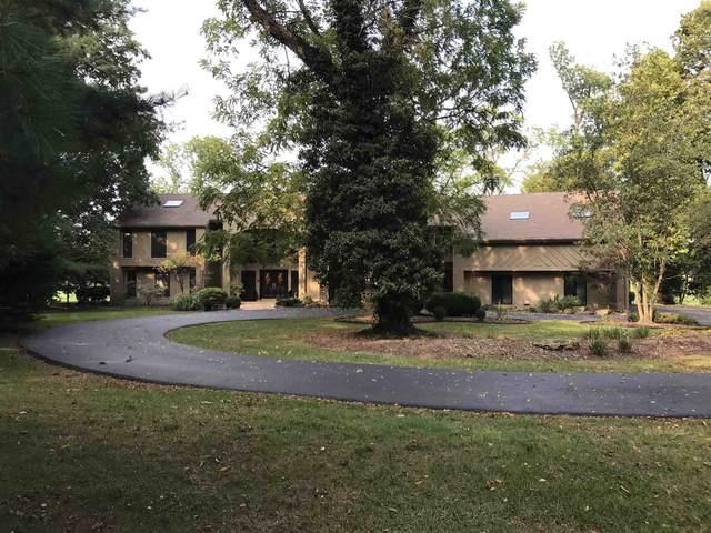 1421 Forest Hills Drive, Vincennes, IN 47591 (MLS #202138517) :: The Harris Jarboe Group | Keller Williams Capital Realty