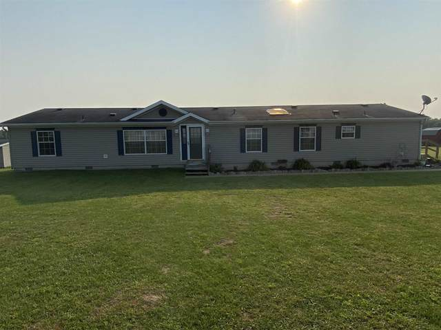 675 N Trojan Complex Road, Covington, IN 47932 (MLS #202138581) :: Aimee Ness Realty Group
