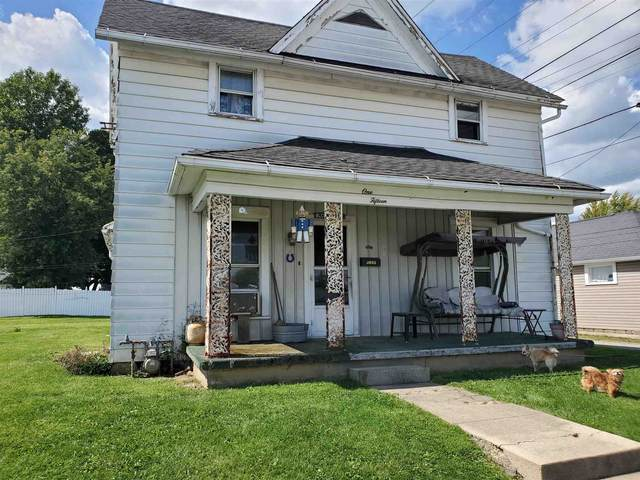 115 N Plum Street, Winchester, IN 47394 (MLS #202138640) :: Anthony REALTORS