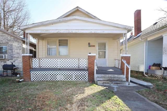1628 Shadewood Avenue, Evansville, IN 47713 (MLS #202138687) :: Anthony REALTORS