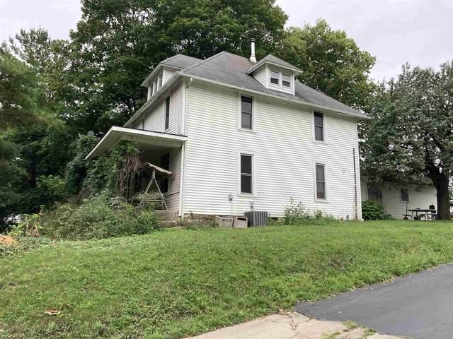 1186 E Tipton Street, Huntington, IN 46750 (MLS #202138749) :: Parker Team