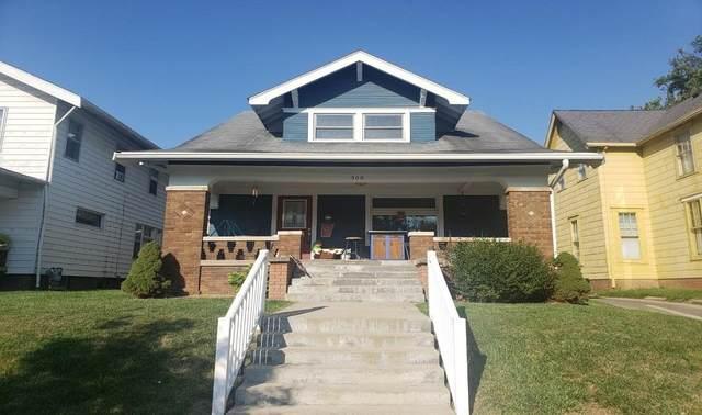 506 S Jackson Street, Frankfort, IN 46041 (MLS #202138758) :: The Romanski Group - Keller Williams Realty