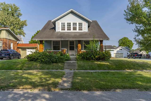 605 N Sycamore Street, North Manchester, IN 46962 (MLS #202138777) :: Anthony REALTORS