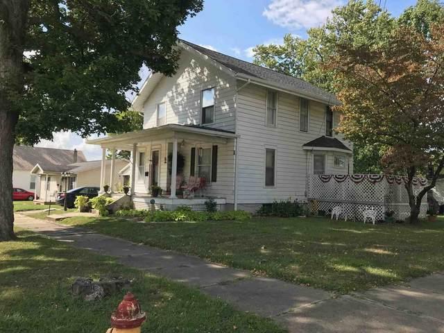 228 E Emerson Street, Princeton, IN 47670 (MLS #202138781) :: Parker Team
