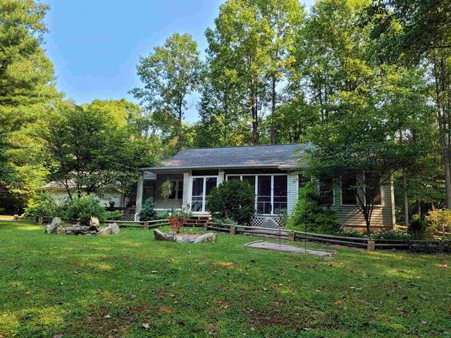 3920 White Springs Road, Spencer, IN 47460 (MLS #202138803) :: Aimee Ness Realty Group