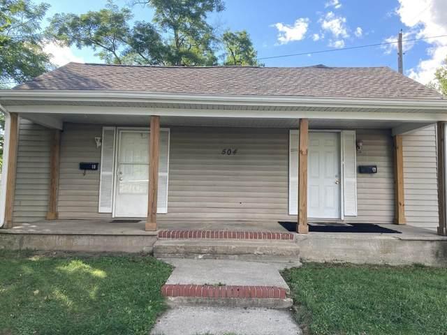 504 Mcdonald Street, Attica, IN 47918 (MLS #202138881) :: The Romanski Group - Keller Williams Realty