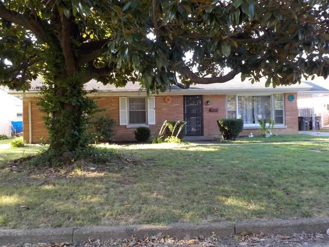 2034 Taylor Avenue, Evansville, IN 47714 (MLS #202138904) :: Anthony REALTORS