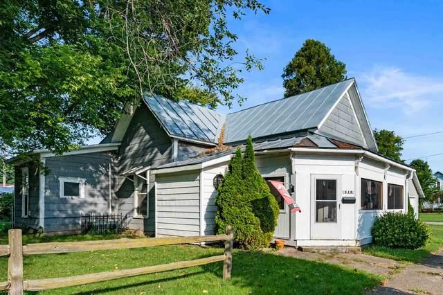 416 N Broadway Street, Albany, IN 47320 (MLS #202138962) :: The ORR Home Selling Team