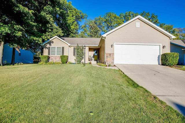 52918 Hollow Trail, South Bend, IN 46628 (MLS #202139009) :: Anthony REALTORS
