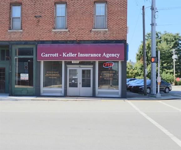 310 S Prairie Street, Brookston, IN 47923 (MLS #202139209) :: The Romanski Group - Keller Williams Realty