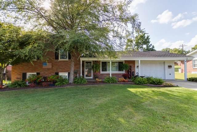 5716 Ward Road, Evansville, IN 47711 (MLS #202139230) :: The Harris Jarboe Group | Keller Williams Capital Realty