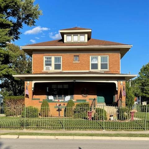 215 S Washington Street, Swayzee, IN 46986 (MLS #202139264) :: The Romanski Group - Keller Williams Realty