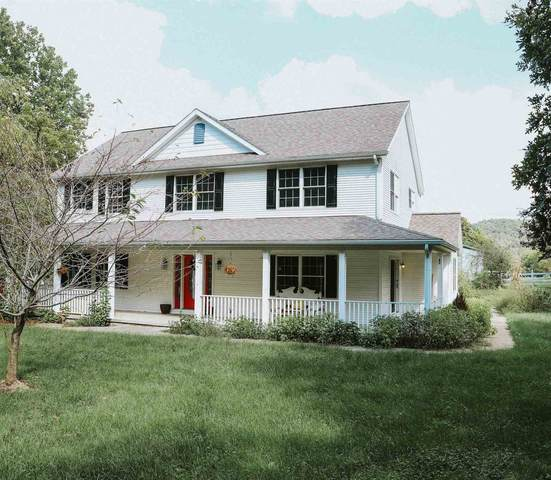 1414 Grand View Rd, Williams, IN 47470 (MLS #202139289) :: Anthony REALTORS