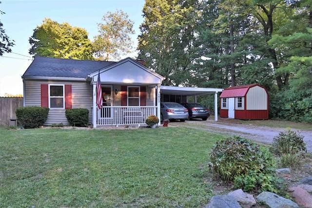 1603 Lawson Lane, Monticello, IN 47960 (MLS #202139314) :: The Romanski Group - Keller Williams Realty